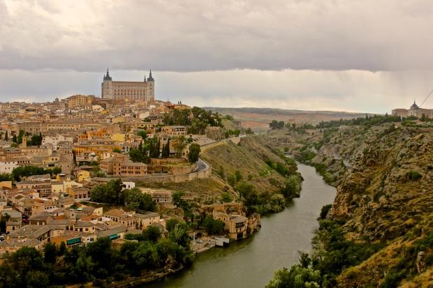 13 Snapshots - Toledo, Spain